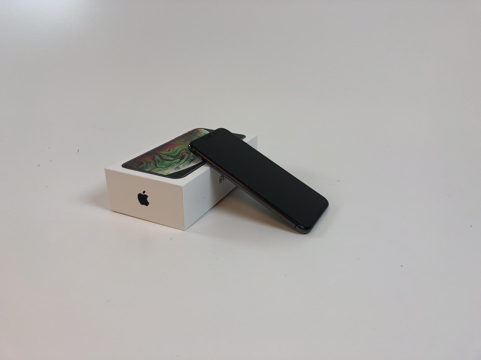 iPhone XS Max 256GB, 256GB, Space Gray, bild 3