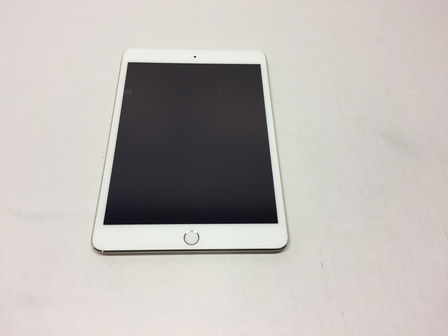iPad mini 3 Wi-Fi + Cellular 128GB, 128GB, Gold, image 1
