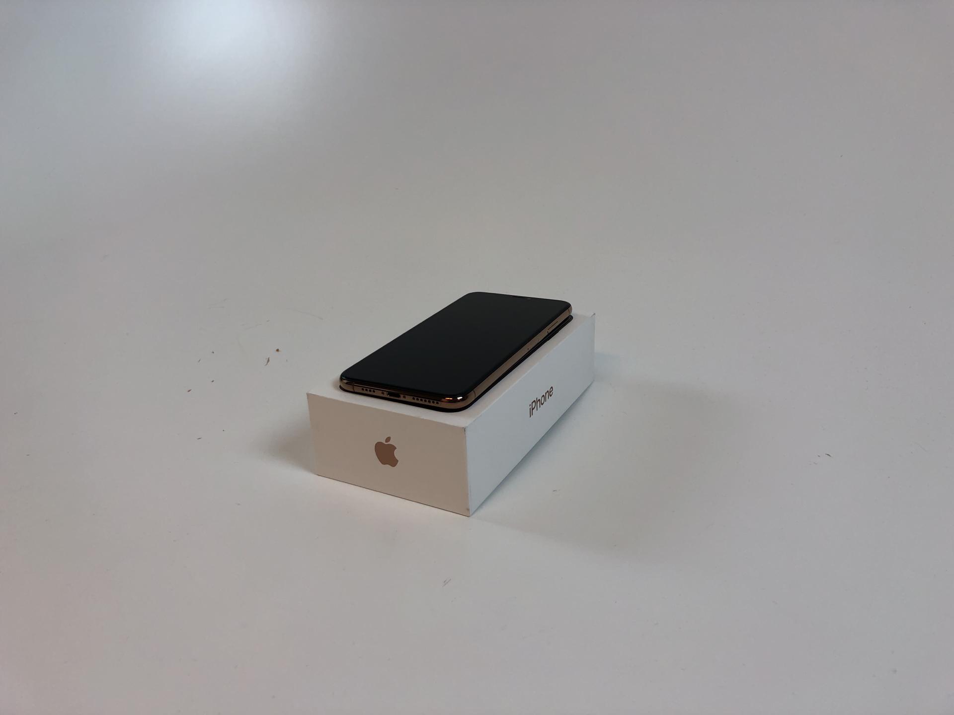 iPhone XS Max 64GB, 64GB, Gold, bild 3