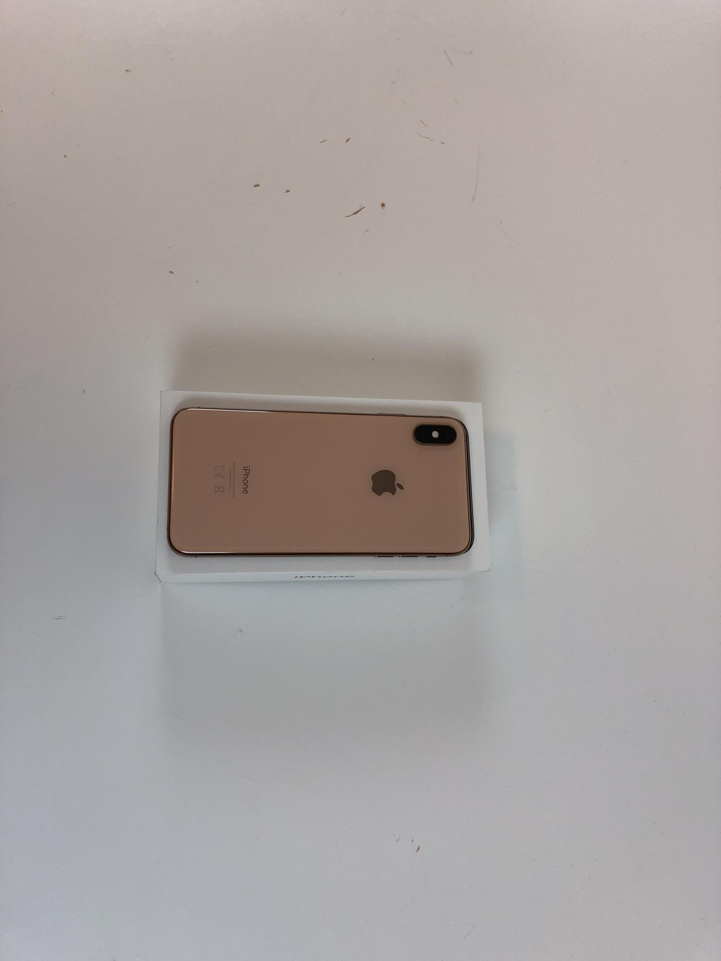 iPhone XS Max 64GB, 64GB, Gold, bild 6