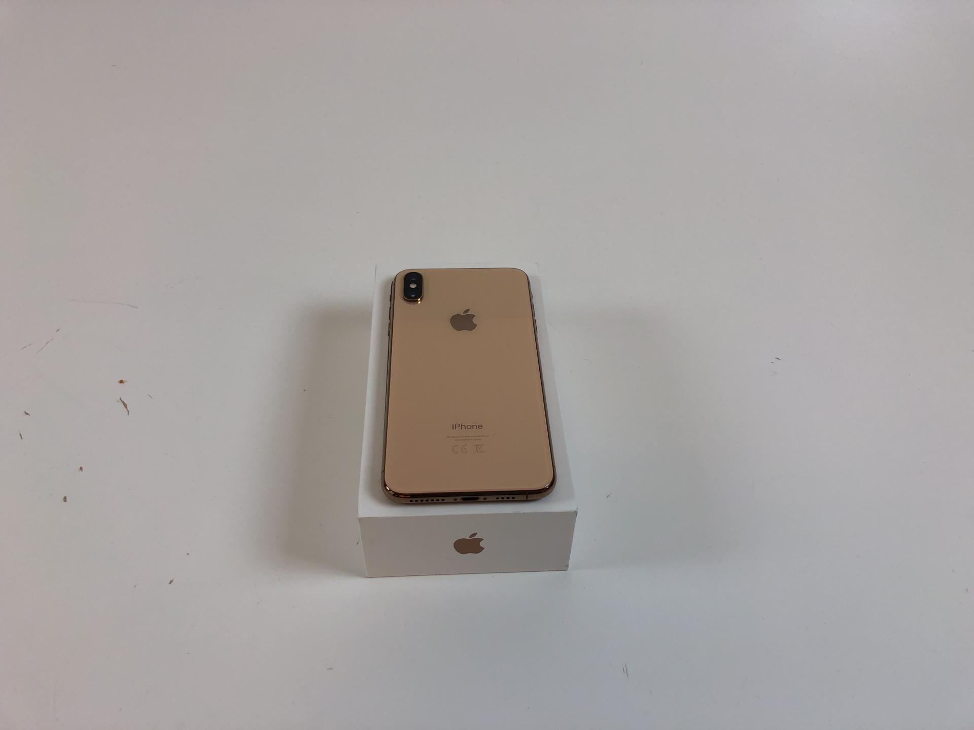 iPhone XS Max 64GB, 64GB, Gold, bild 7