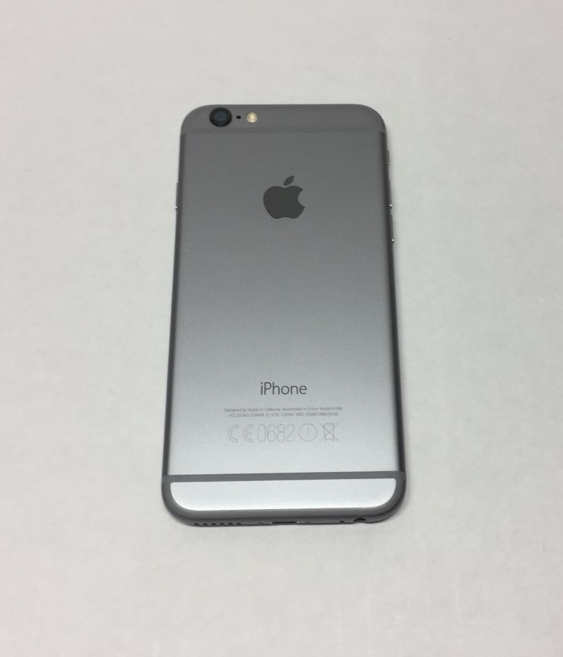 iPhone 6 32GB, 32GB, Space Gray, Afbeelding 2