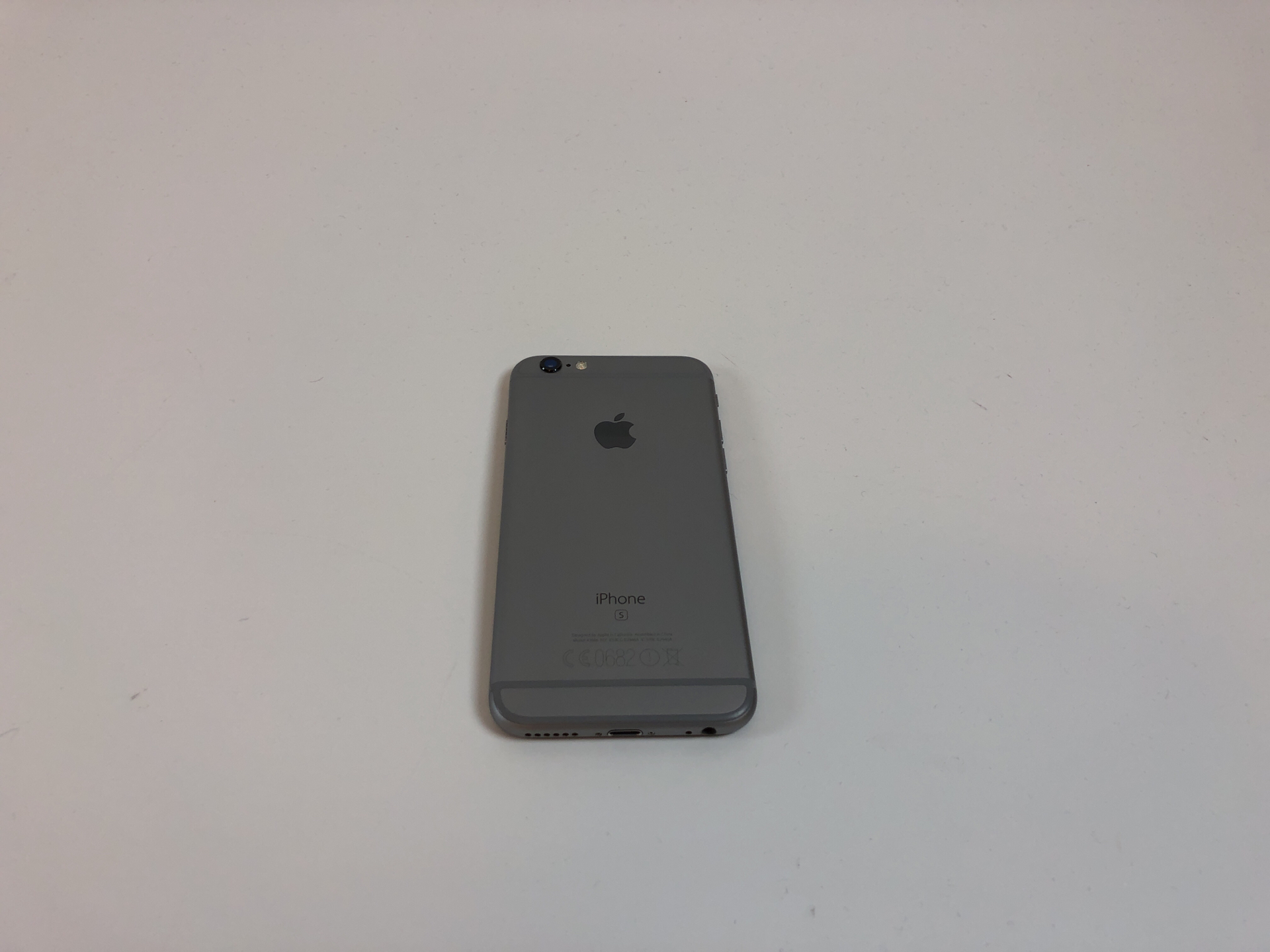 iPhone 6S 16GB, 64GB, Space Gray, Kuva 4