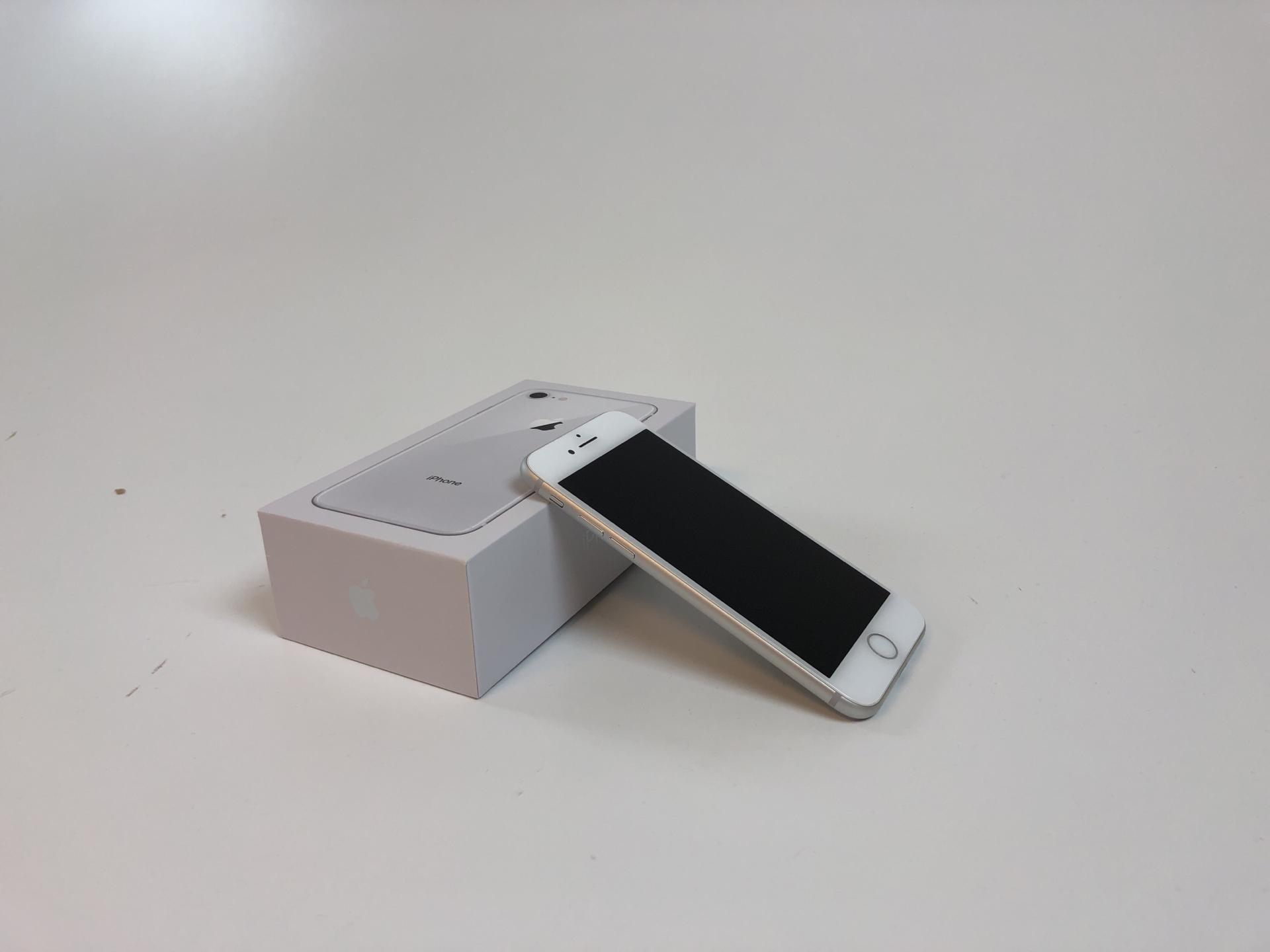 iPhone 8 64GB, 64GB, Silver, image 3
