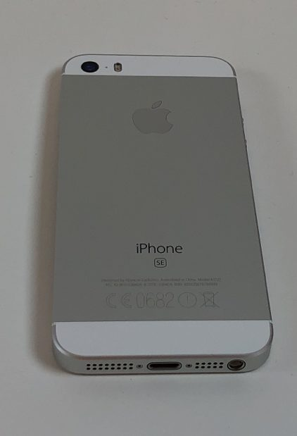 iPhone SE 16GB, 16GB, Silver, image 2