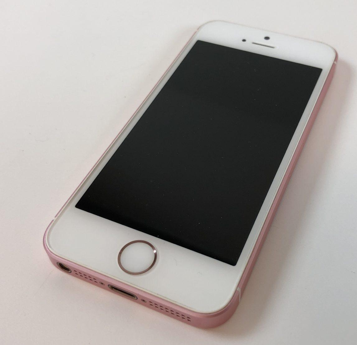 iPhone SE 64GB, 64GB, Rose Gold, bild 1