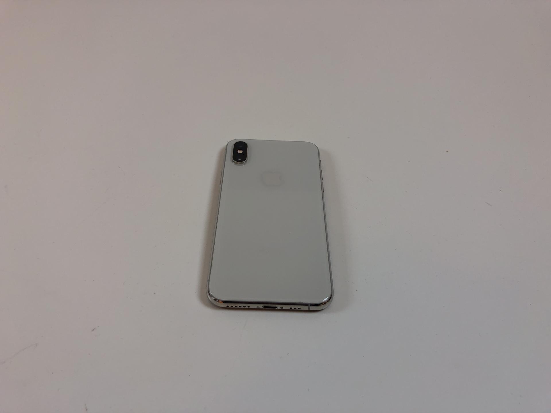 iPhone XS 64GB, 64GB, Silver, Kuva 3