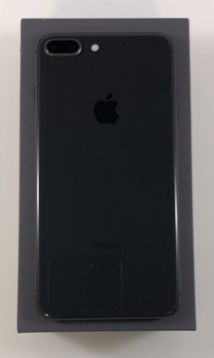 iPhone 8 Plus 64GB, 64GB, Space Gray, Kuva 2