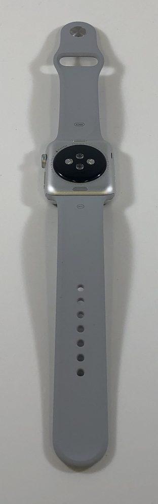 Watch Series 3 Aluminum (42mm), Silver, Fog Sport Band, Kuva 2