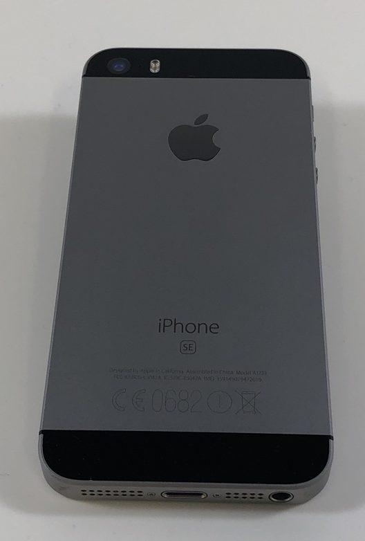 iPhone SE 64GB, 16GB, Space Gray, bild 2