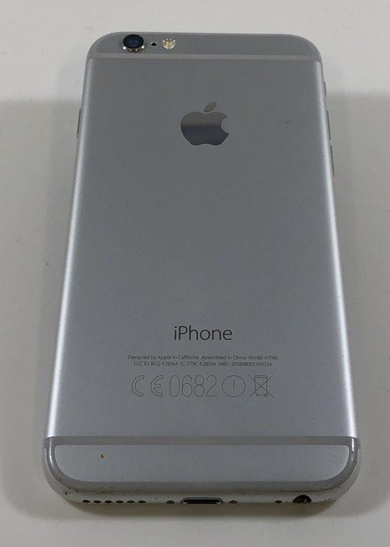 iPhone 6 16GB, 16GB, Silver, image 2