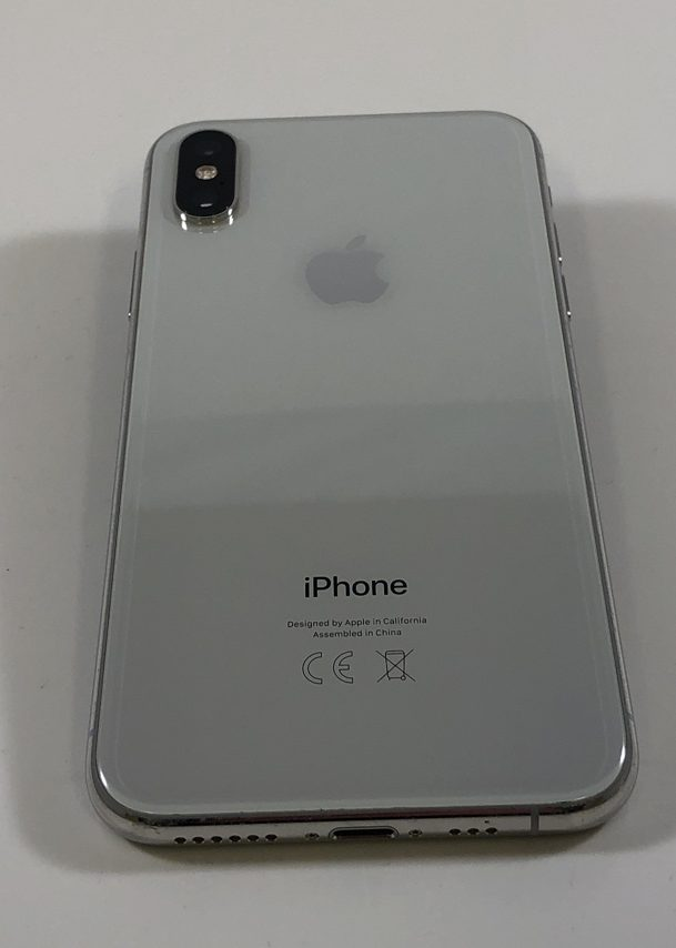 iPhone XS 512GB, 512GB, Silver, Kuva 2