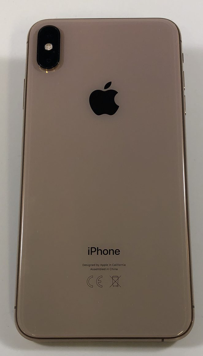 iPhone XS Max 512GB, 512GB, Gold, Kuva 2