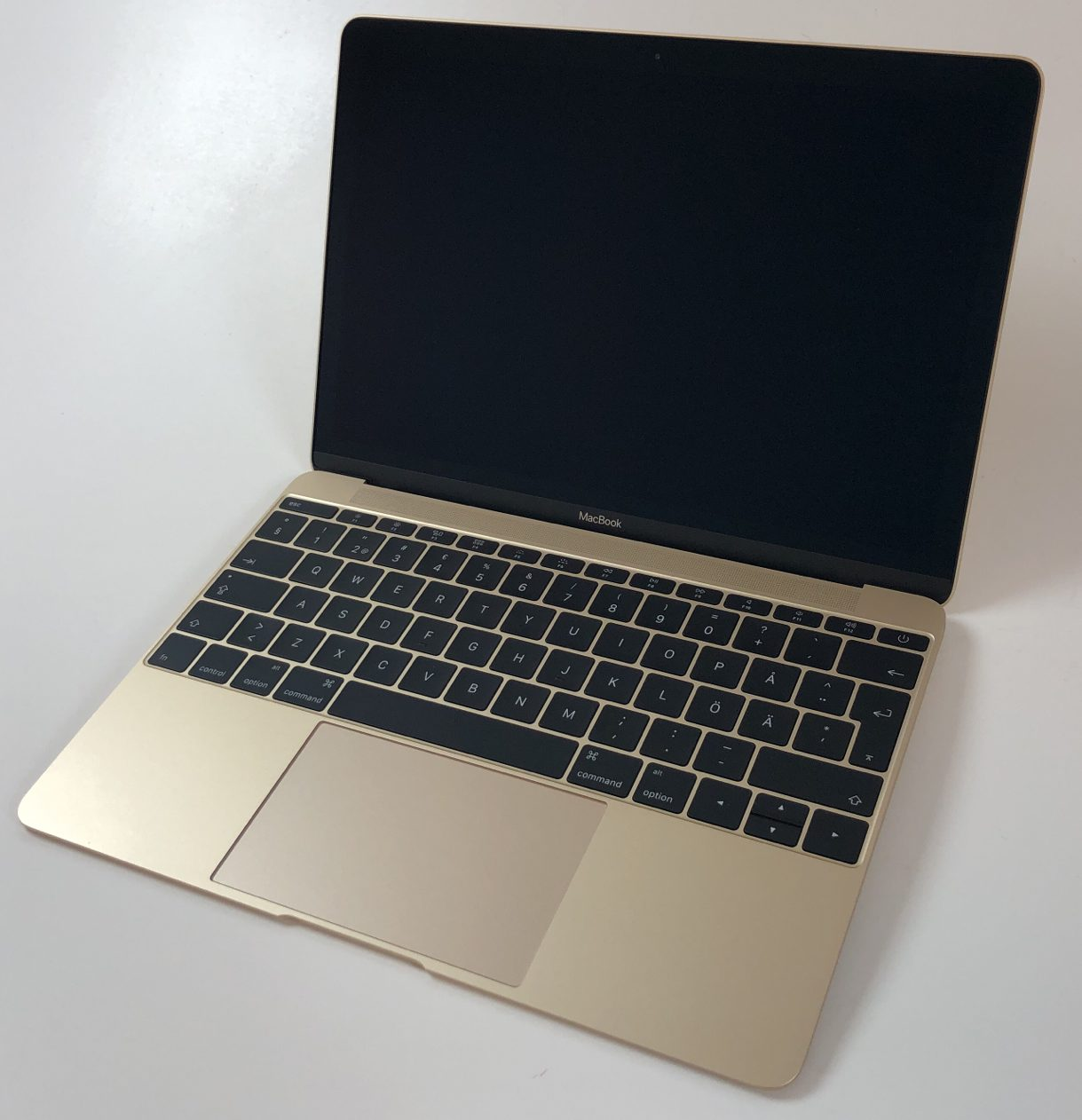"MacBook 12"" Early 2016 (Intel Core m5 1.2 GHz 8 GB RAM 512 GB SSD), Gold, Intel Core m5 1.2 GHz, 8 GB RAM, 512 GB SSD, Kuva 1"