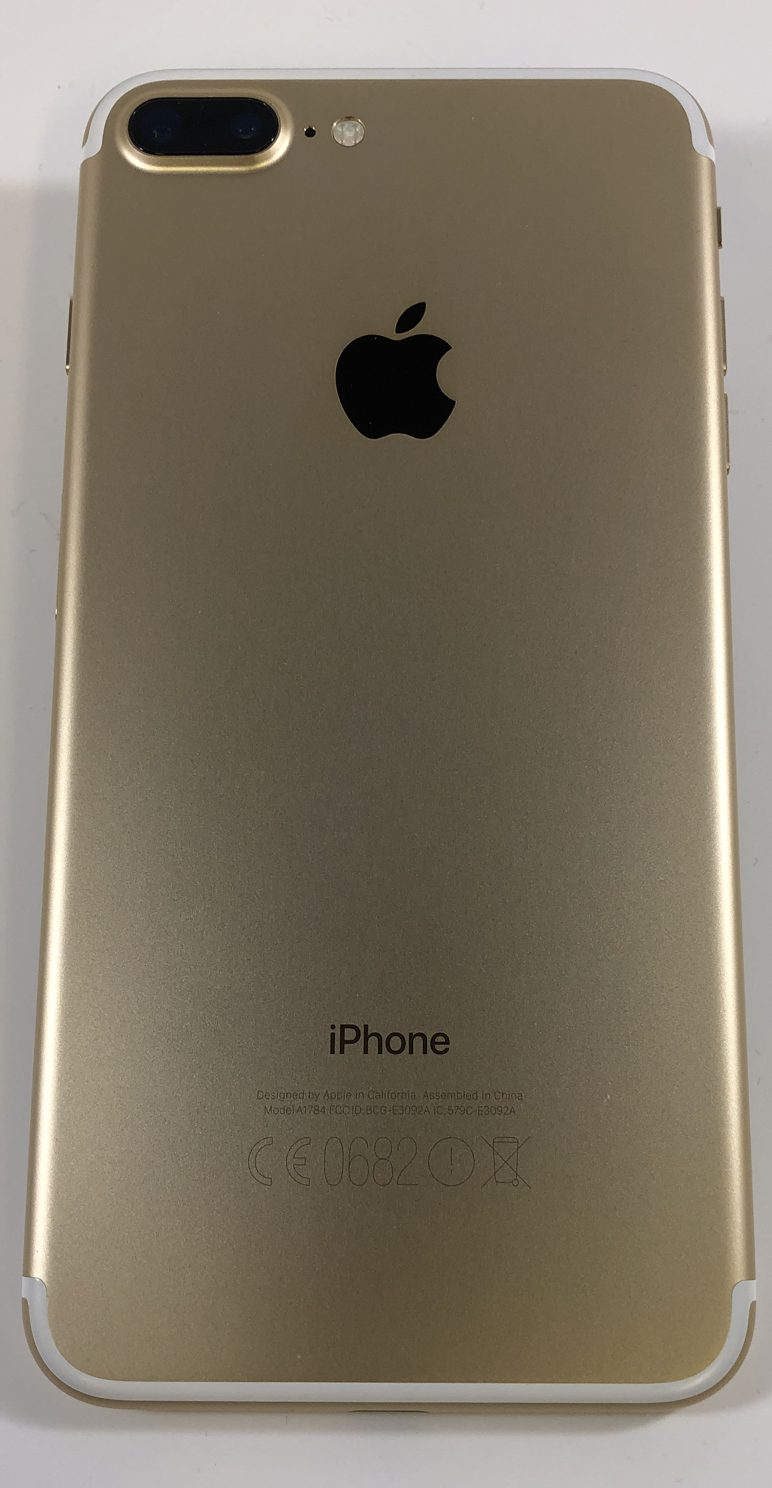 iPhone 7 Plus 32GB, 32GB, Gold, bild 2