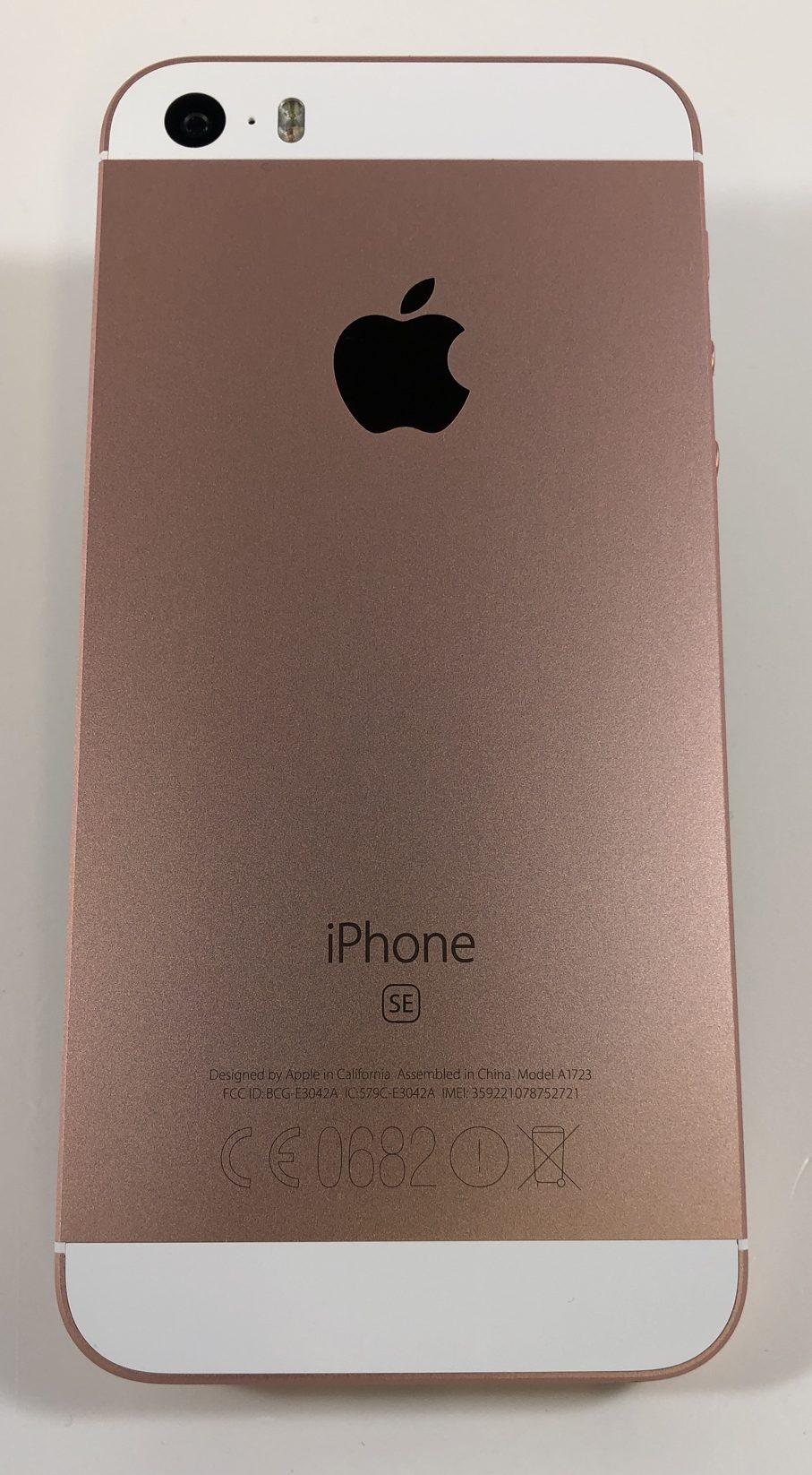 iPhone SE 16GB, 16GB, Rose Gold, bild 2