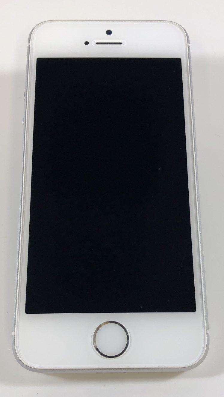 iPhone SE 16GB, 16GB, Silver, image 1
