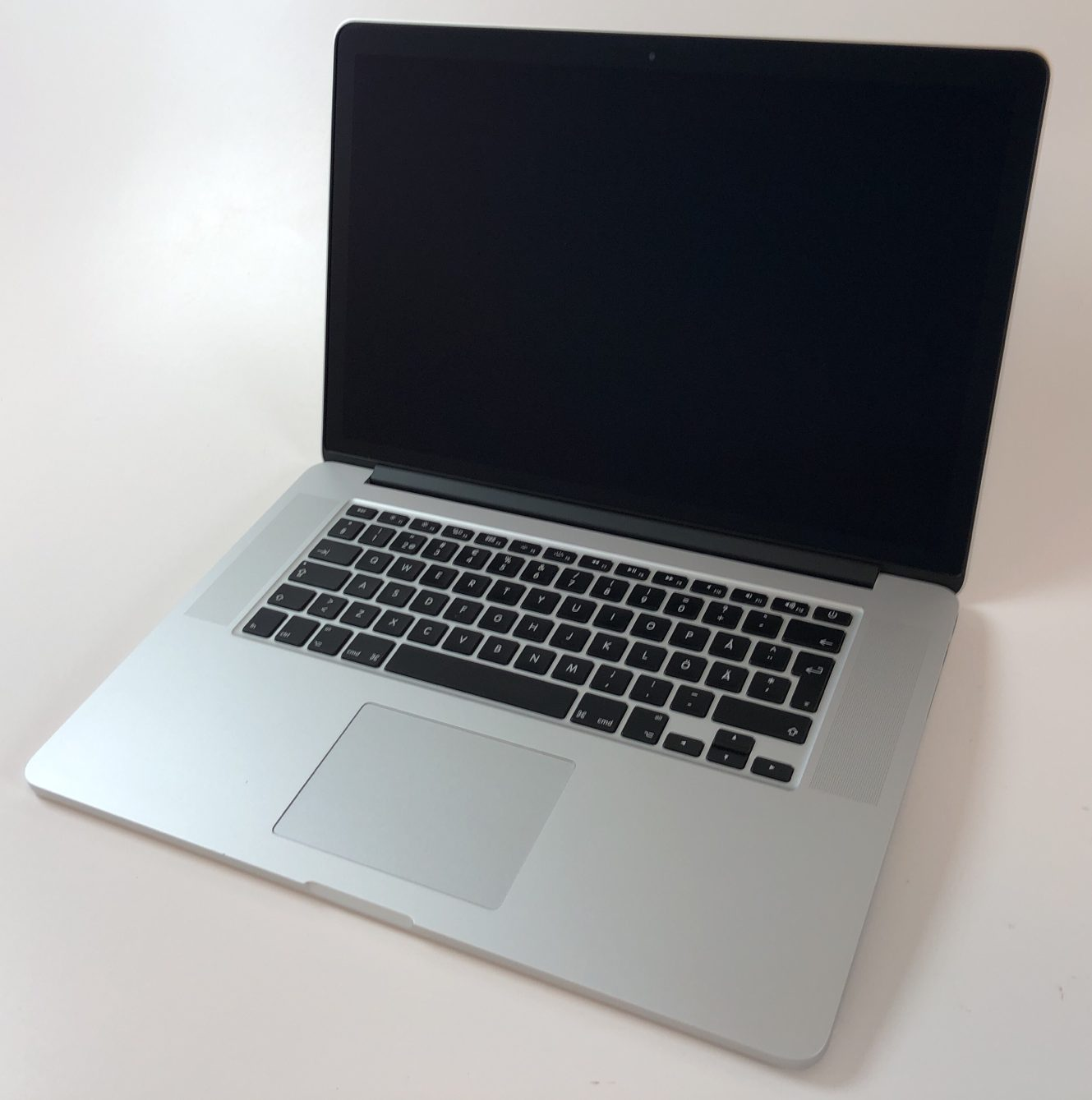 "MacBook Pro Retina 15"" Late 2013 (Intel Quad-Core i7 2.3 GHz 16 GB RAM 512 GB SSD), Intel Quad-Core i7 2.3 GHz, 16 GB RAM, 512 GB SSD, Kuva 1"