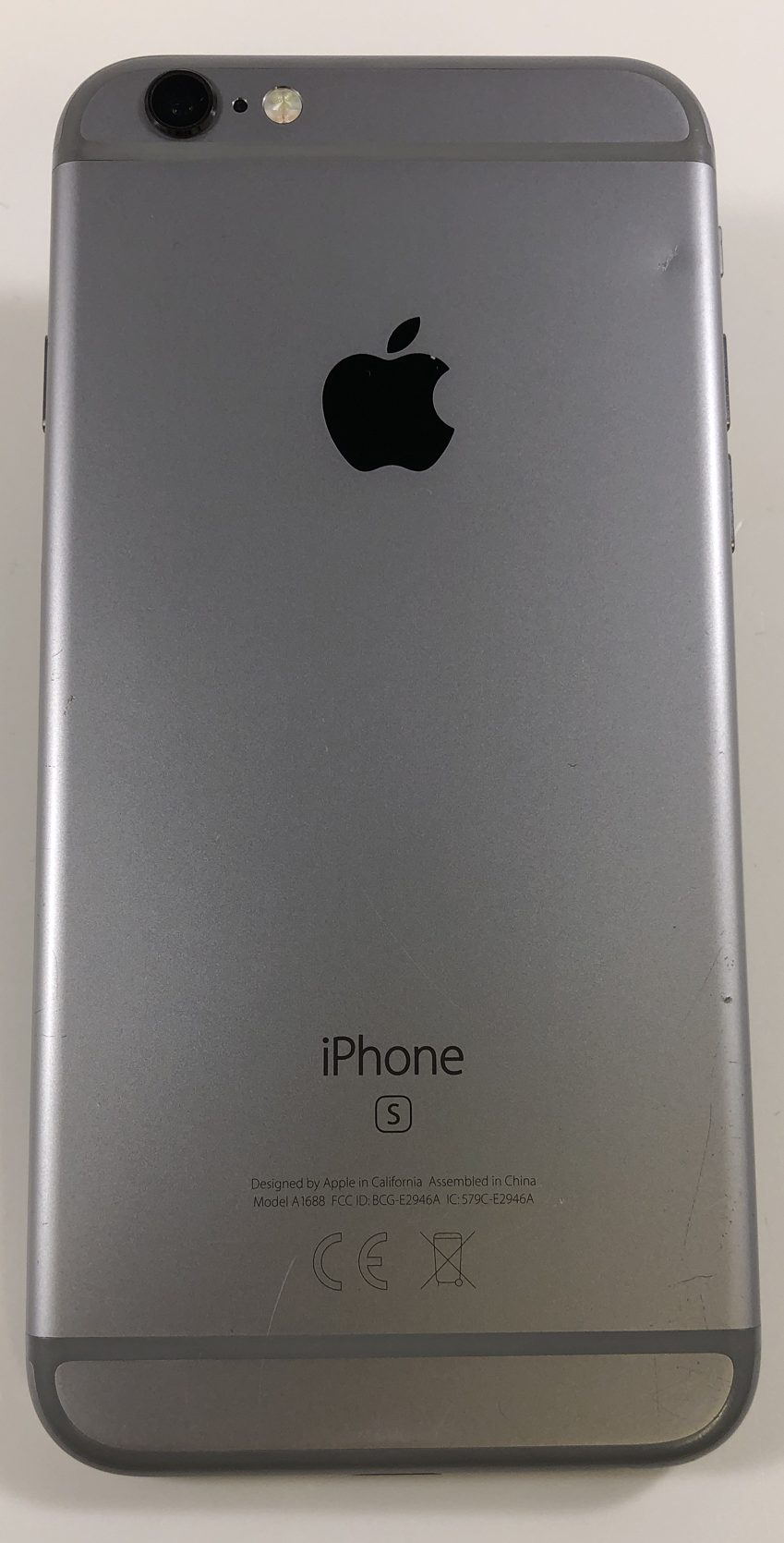 iPhone 6S 32GB, 32GB, Space Gray, Kuva 2