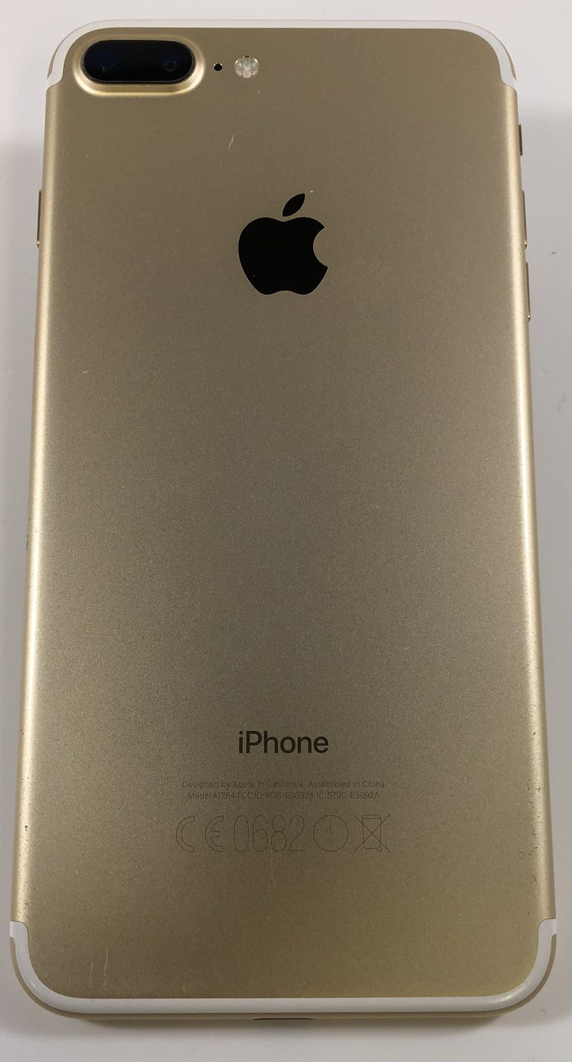 iPhone 7 Plus 32GB, 32GB, Gold, Kuva 2