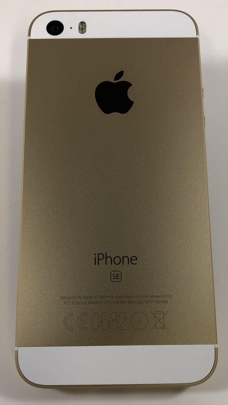 iPhone SE 16GB, 16GB, Gold, Afbeelding 2