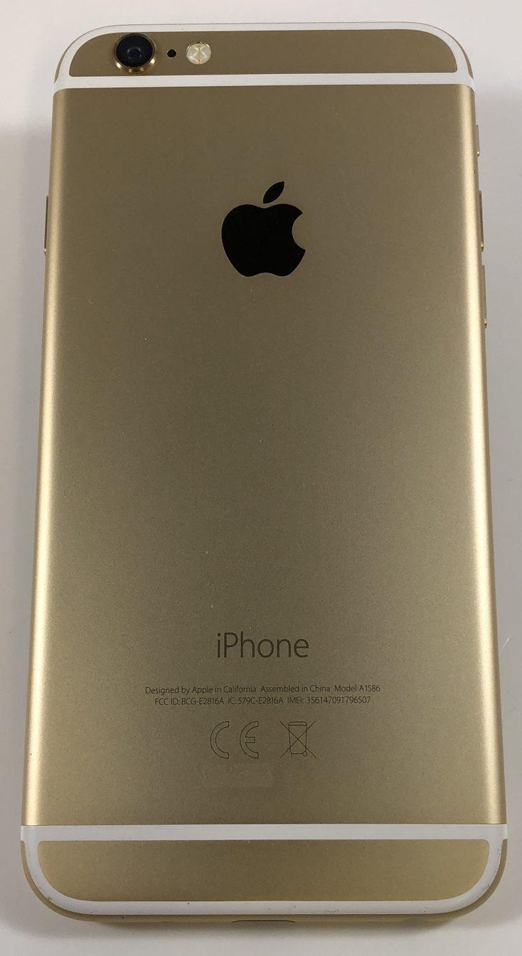 iPhone 6 32GB, 32GB, Gold, bild 2