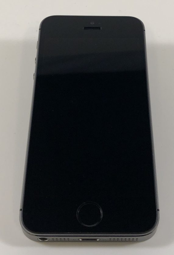 iPhone 5S 16GB, 16GB, Space Gray, Kuva 1