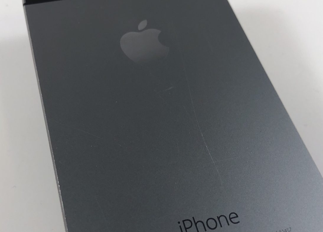 iPhone 5S 16GB, 16GB, Space Gray, Kuva 3