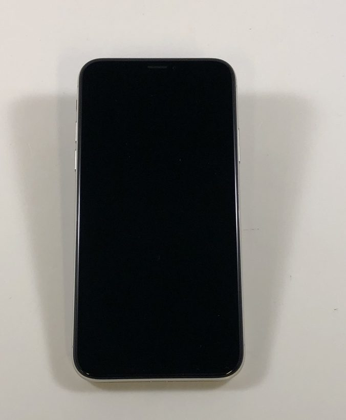 iPhone X 256GB, 256GB, Silver, Kuva 1