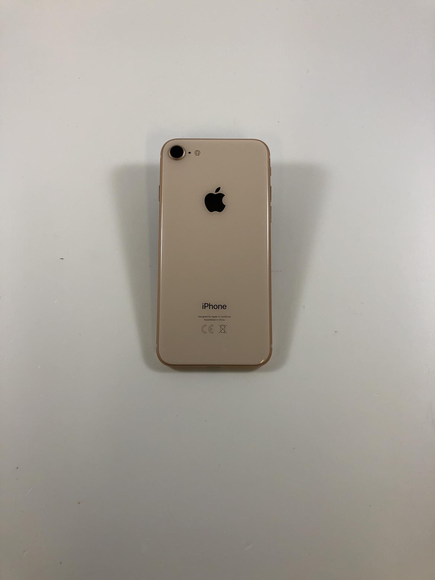 iPhone 8 64GB, 64GB, Gold, Kuva 2