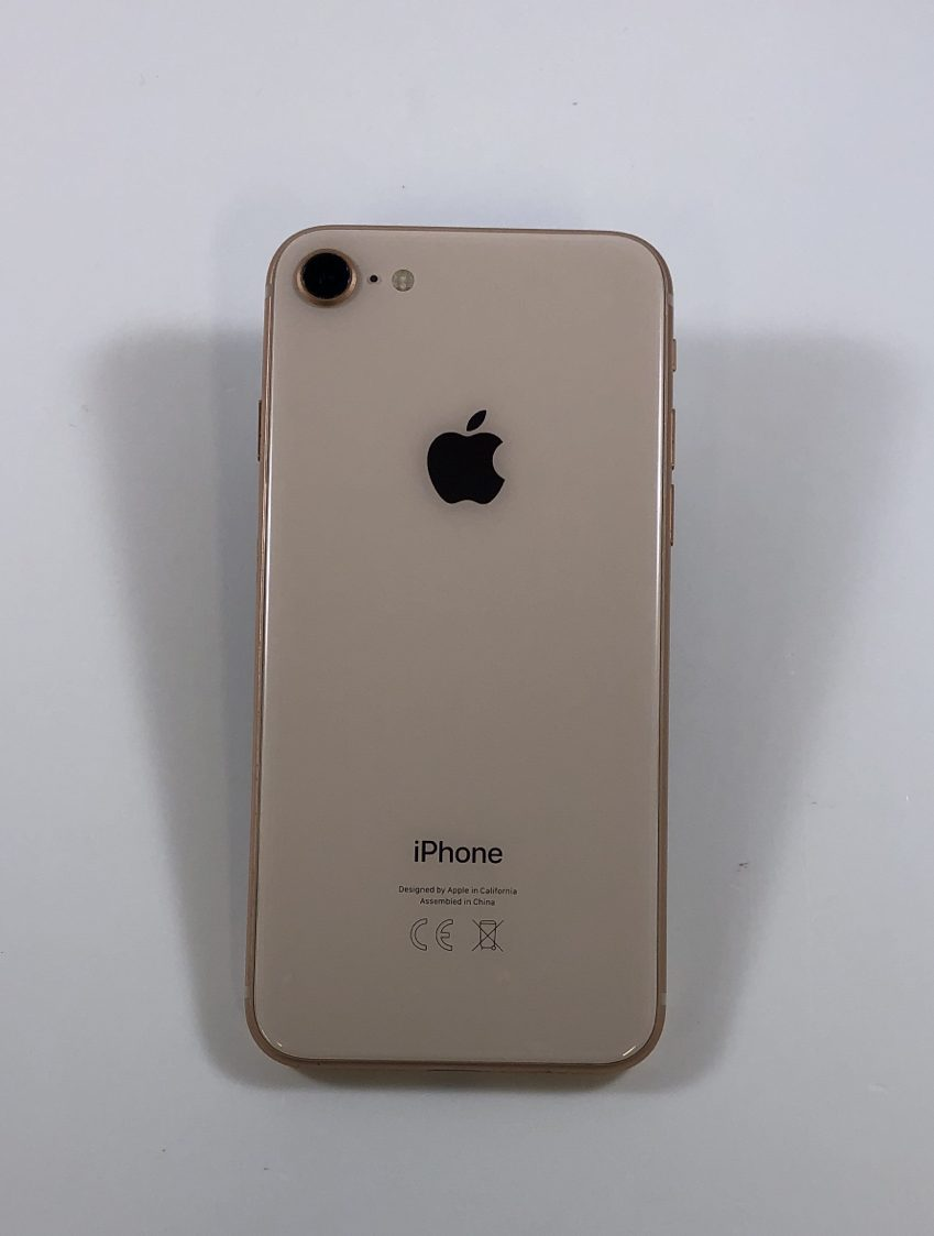 iPhone 8 64GB, 64GB, Gold, bild 2