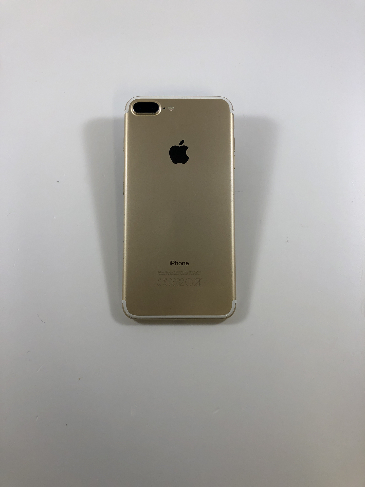iPhone 7 Plus 256GB, 256GB, Gold, bild 1
