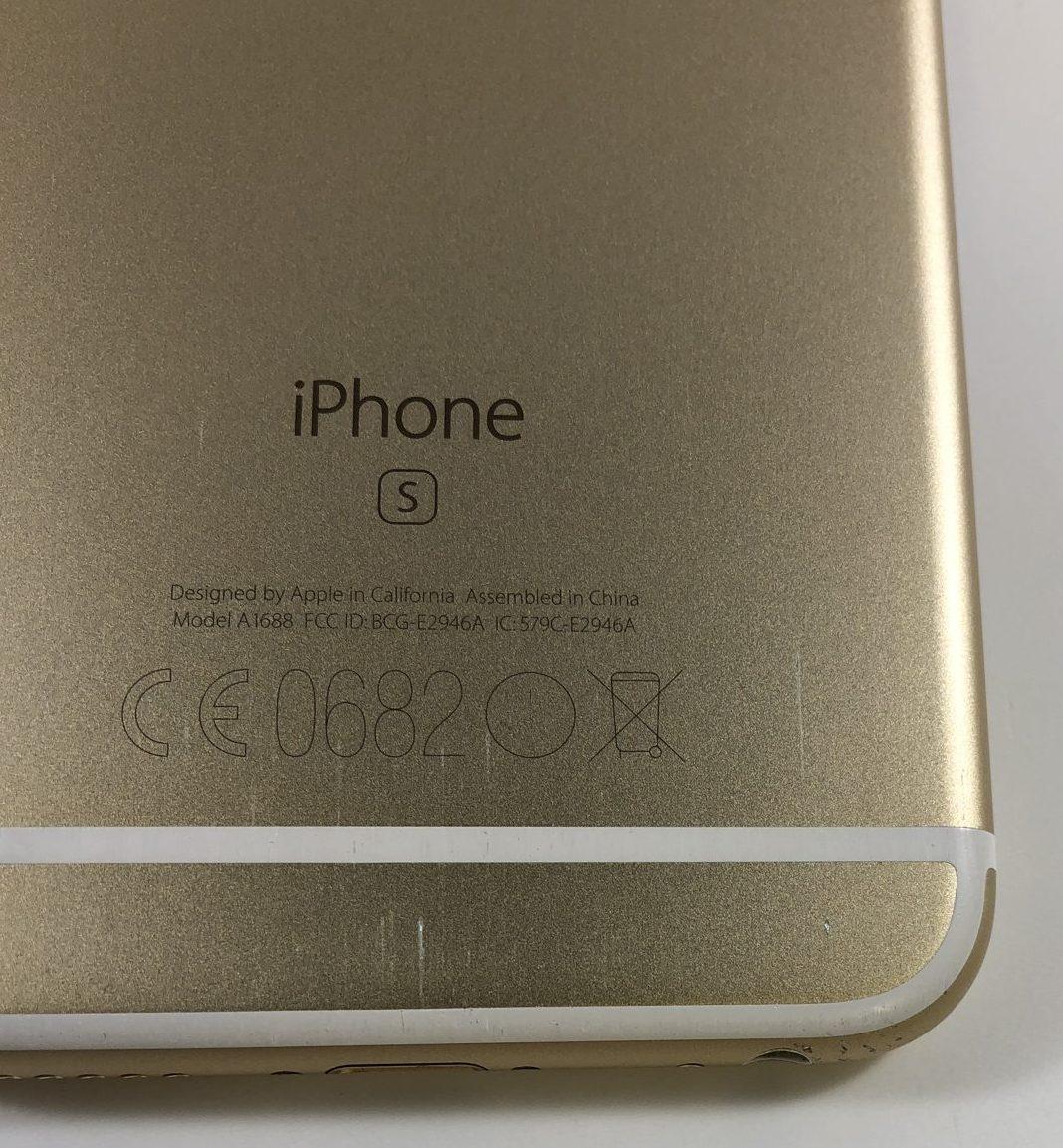 iPhone 6S 32GB, 32GB, Gold, Kuva 6