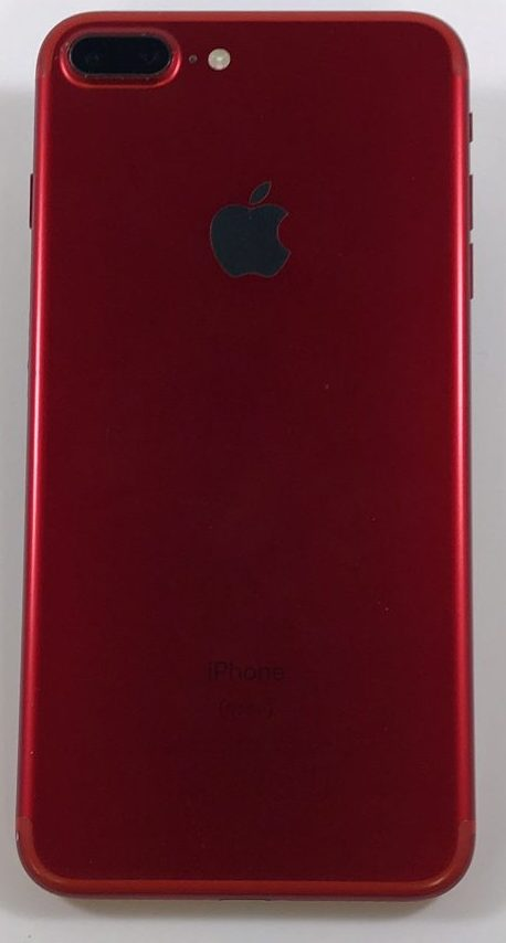 iPhone 7 Plus 256GB, 256GB, Red, Kuva 4
