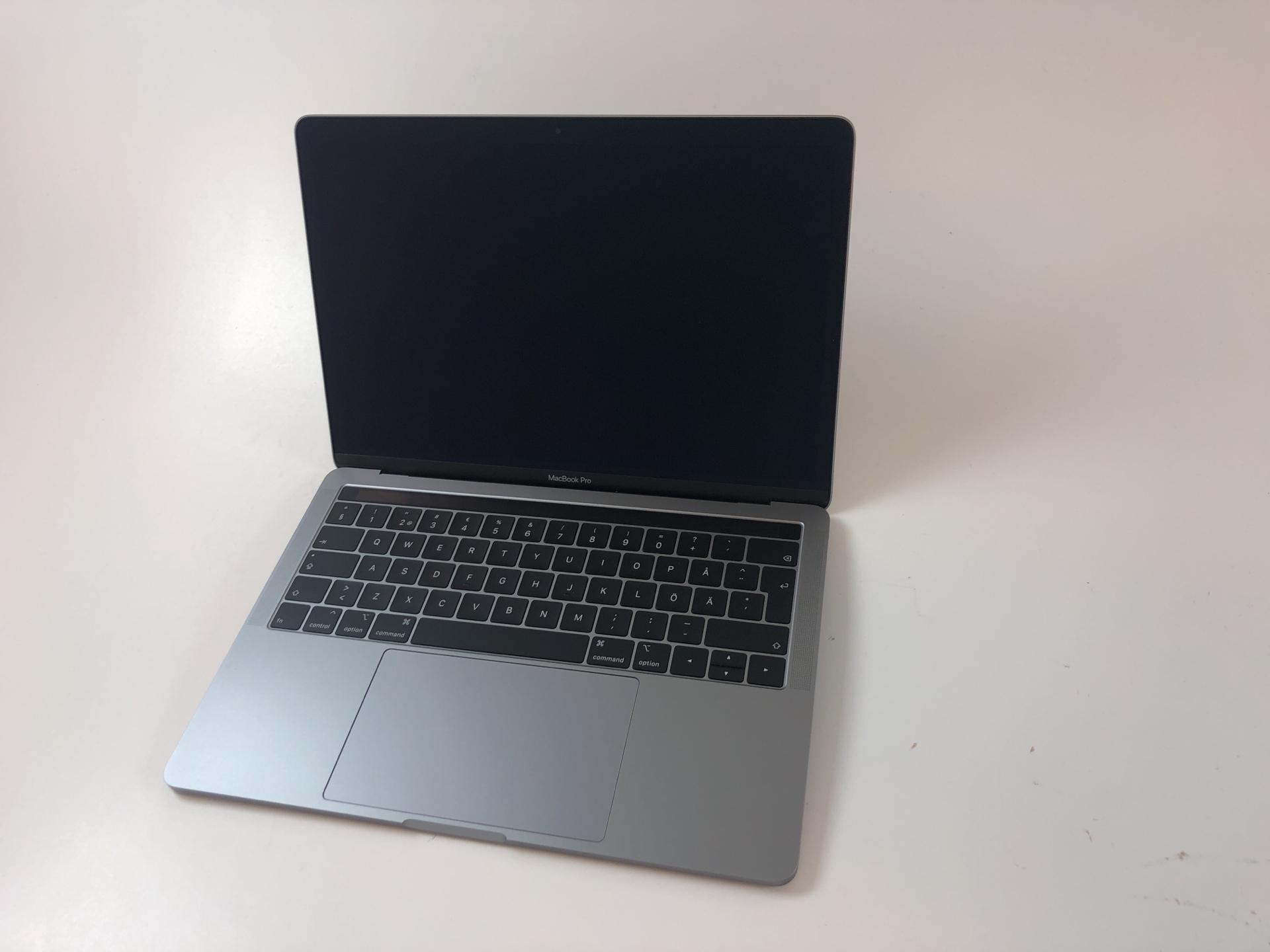 """MacBook Pro 13"""" 2TBT Mid 2019 (Intel Quad-Core i5 1.4 GHz 8 GB RAM 256 GB SSD), Space Gray, Intel Quad-Core i5 1.4 GHz, 8 GB RAM, 256 GB SSD, Kuva 1"""