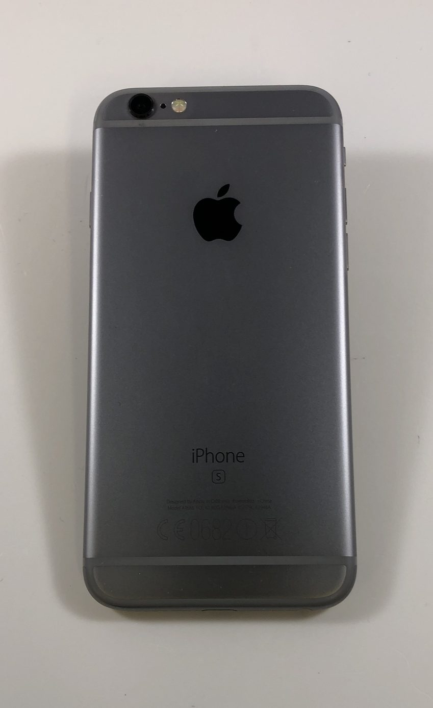 iPhone 6S 128GB, 128GB, Space Gray, Kuva 2