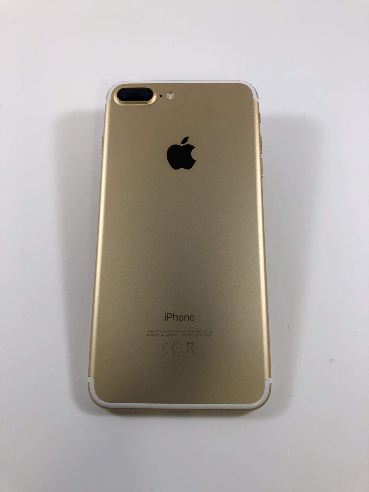 iPhone 7 Plus 256GB, 256GB, Gold, Kuva 2