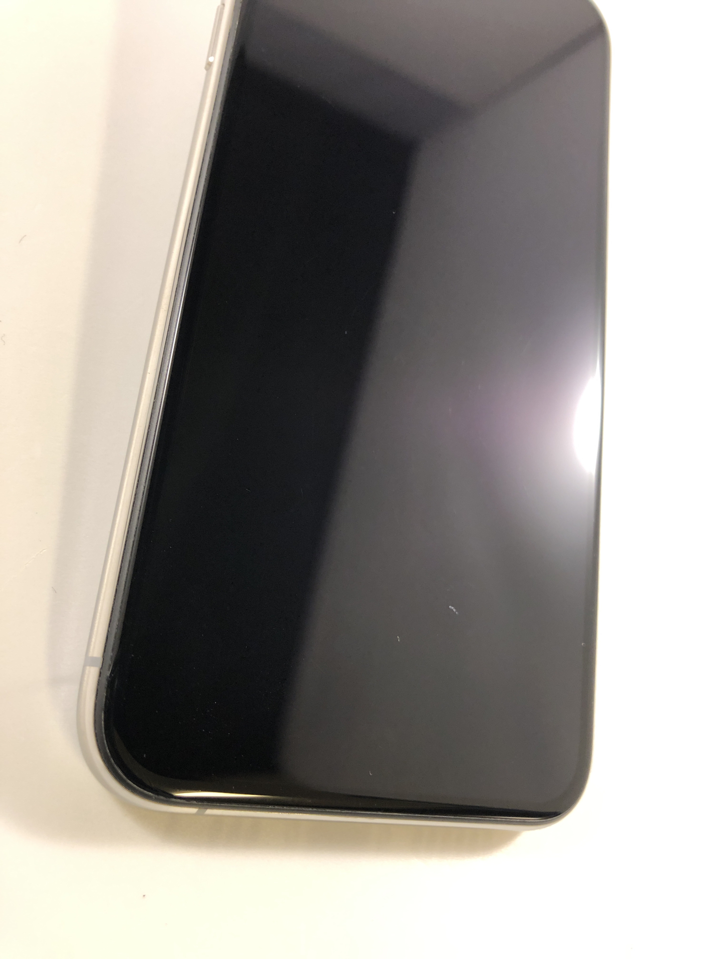 iPhone XS 256GB, 256GB, Silver, bild 2