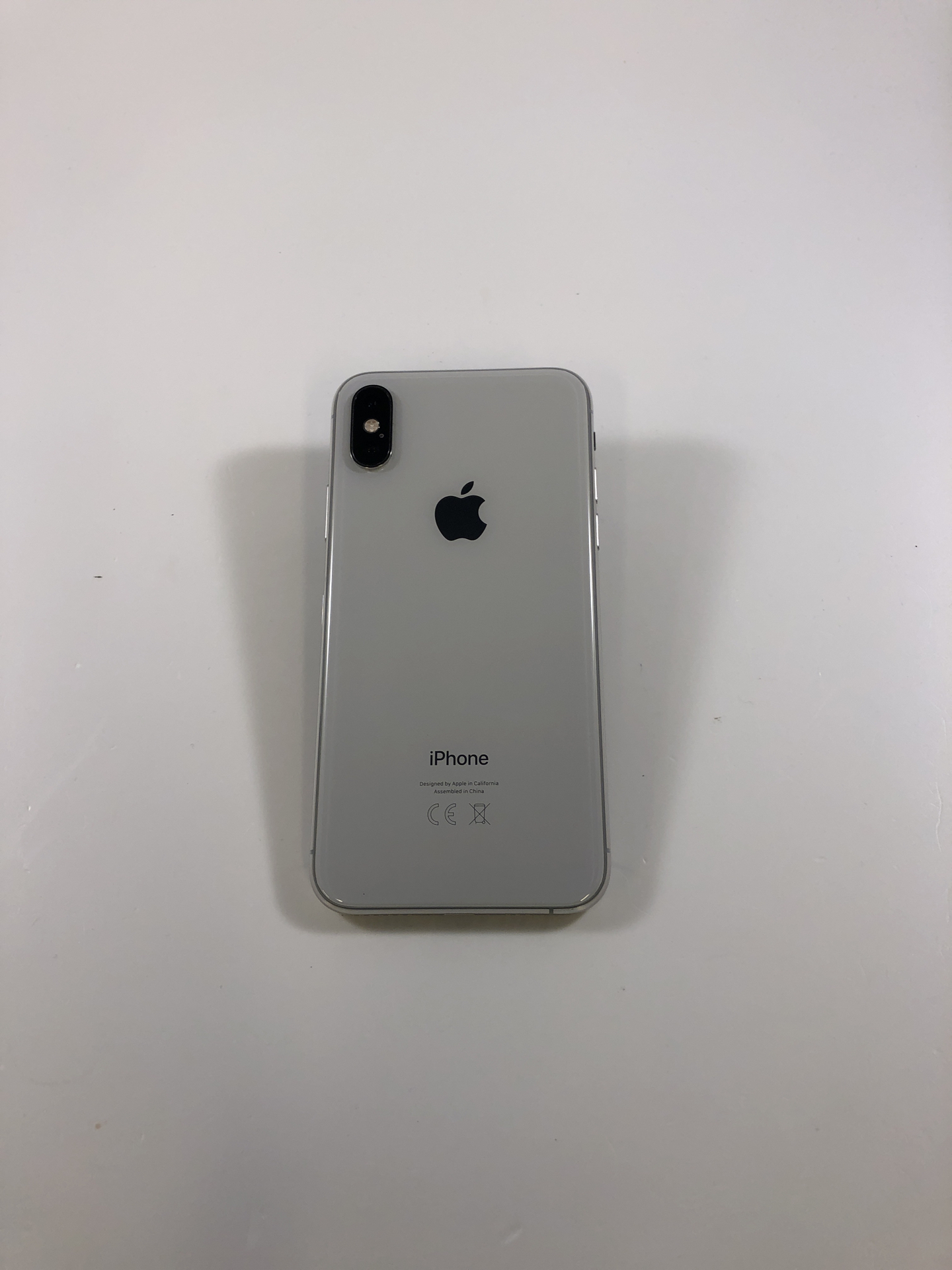 iPhone XS 256GB, 256GB, Silver, bild 4