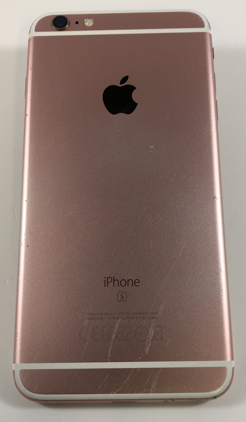 iPhone 6S Plus 64GB, 64GB, Rose Gold, Kuva 2