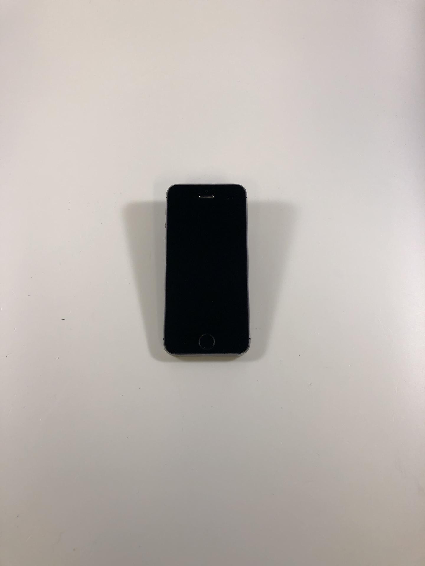 iPhone SE 16GB, 16GB, Space Gray, Kuva 1