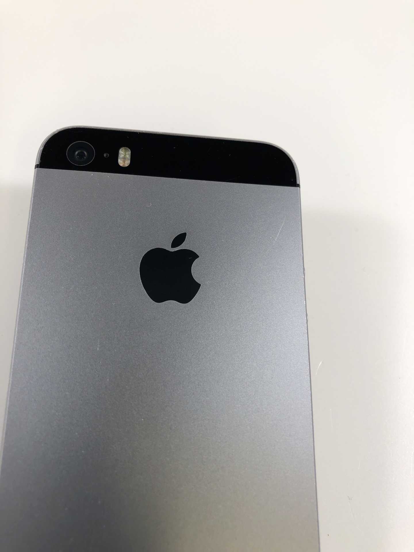 iPhone SE 16GB, 16GB, Space Gray, bild 3