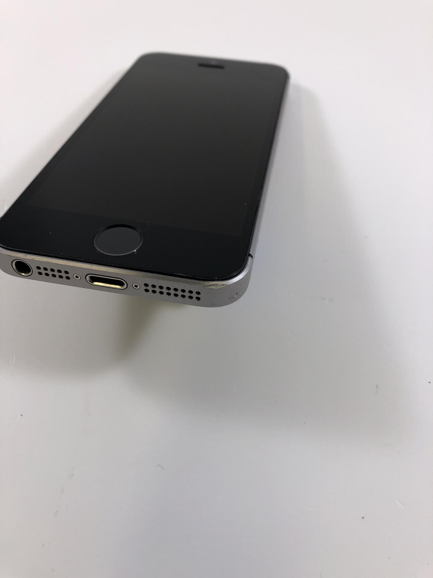 iPhone SE 16GB, 16GB, Space Gray, Kuva 4