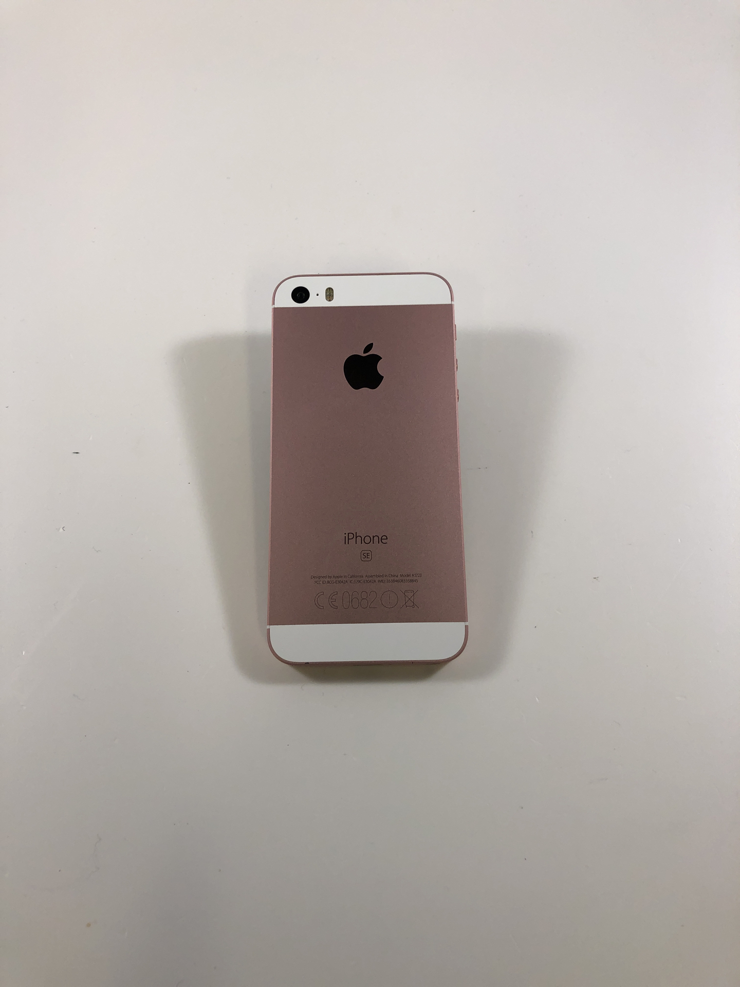 iPhone SE 16GB, 16GB, Rose Gold, imagen 2