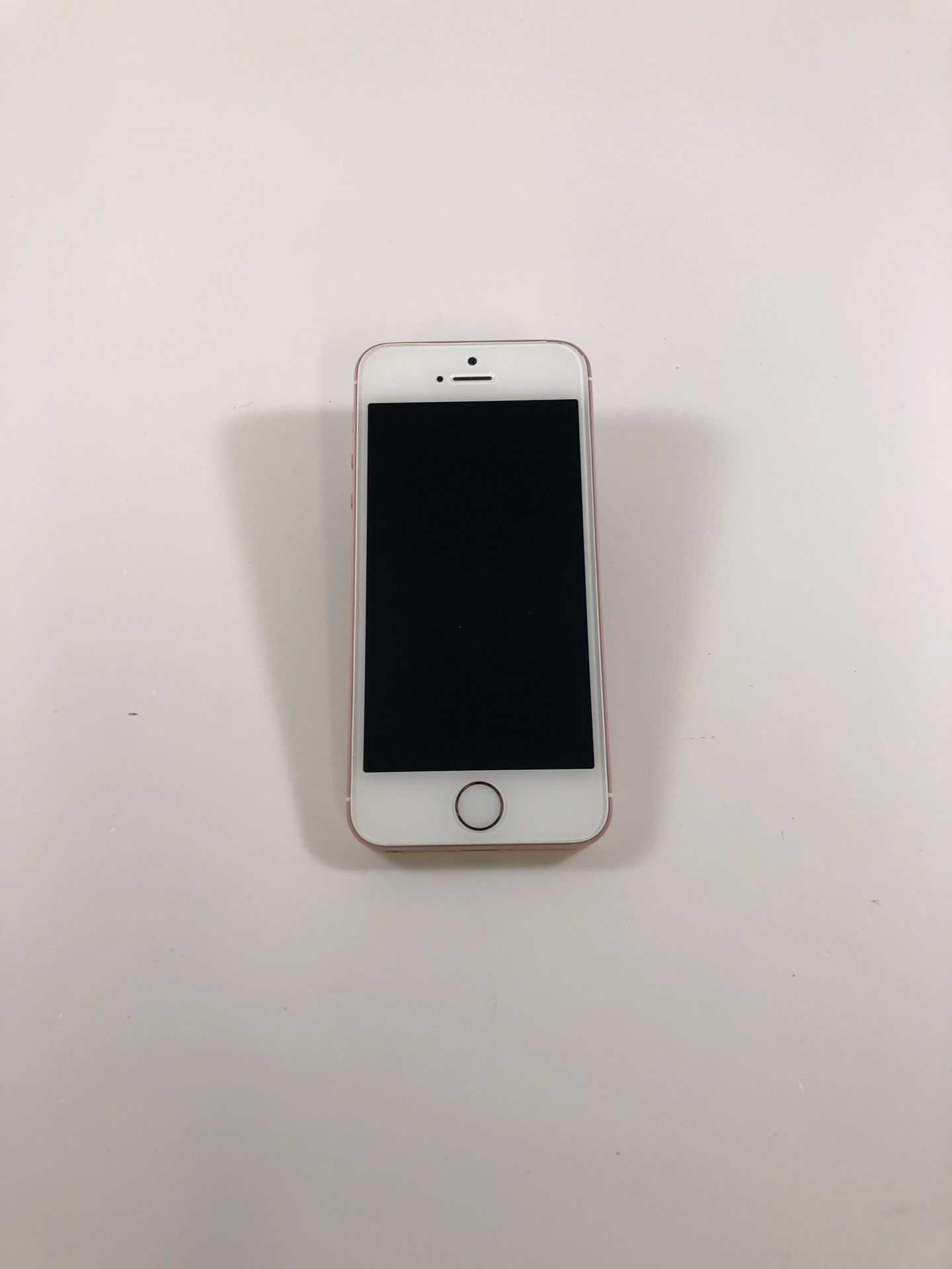 iPhone SE 128GB, 128GB, Rose Gold, Kuva 1