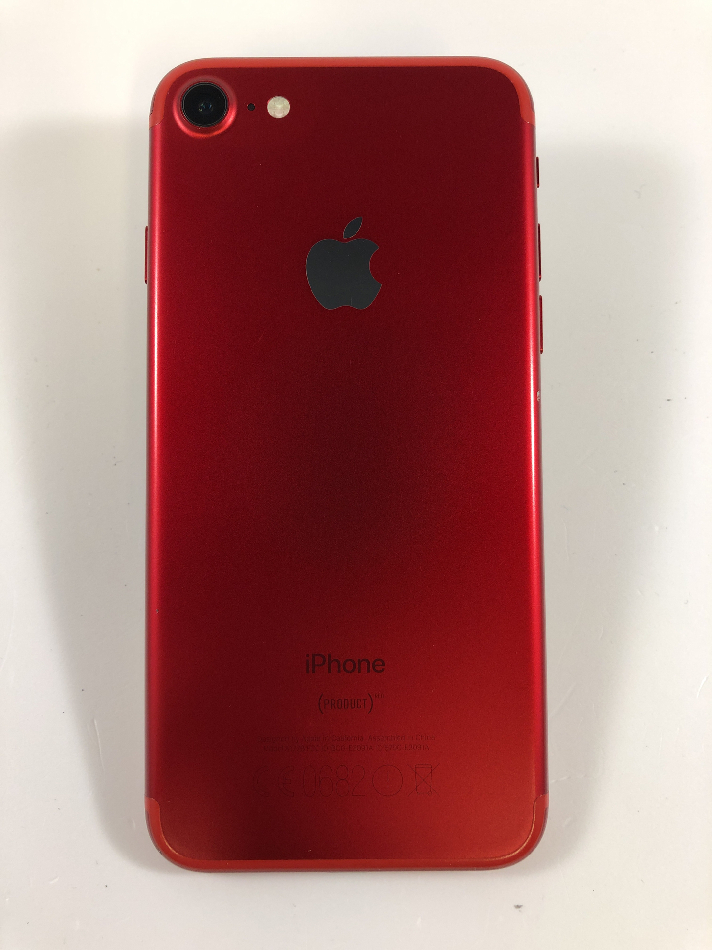 iPhone 7 128GB, 128GB, Red, Kuva 2