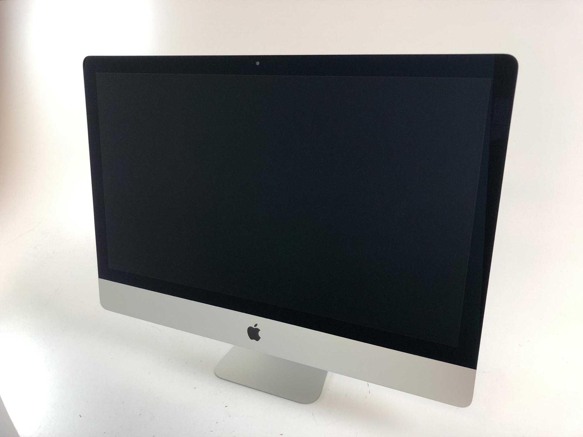 """iMac 27"""" Retina 5K Mid 2017 (Intel Quad-Core i5 3.8 GHz 8 GB RAM 2 TB Fusion Drive), Intel Quad-Core i5 3.8 GHz, 8 GB RAM, 2 TB Fusion Drive, Kuva 1"""