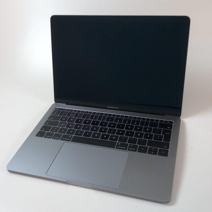 """MacBook Pro 13"""" 2TBT Mid 2017 (Intel Core i5 2.3 GHz 8 GB RAM 128 GB SSD), Space Gray, Intel Core i5 2.3 GHz, 8 GB RAM, 128 GB SSD, Kuva 1"""