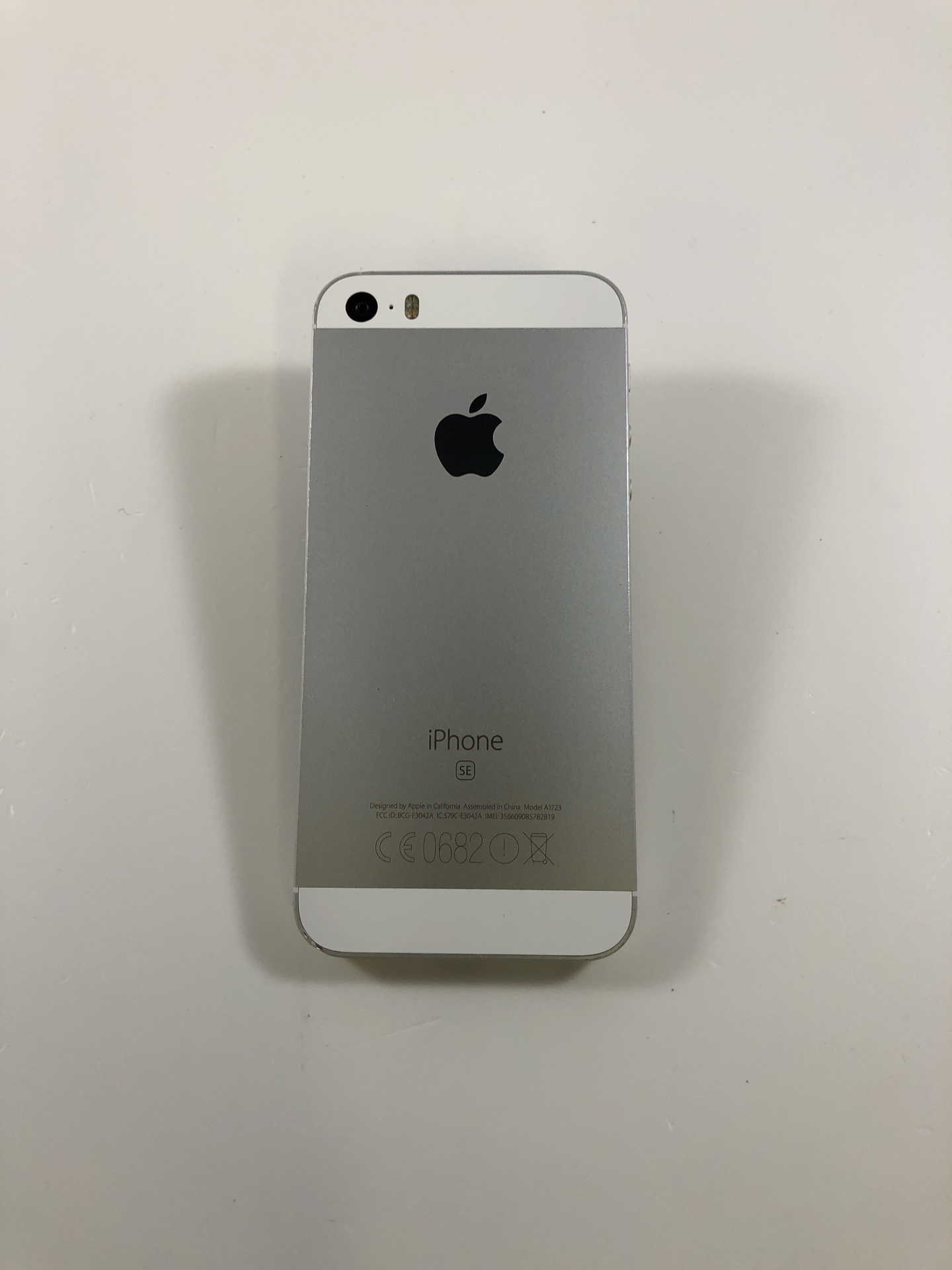 iPhone SE 32GB, 32GB, Silver, Bild 2