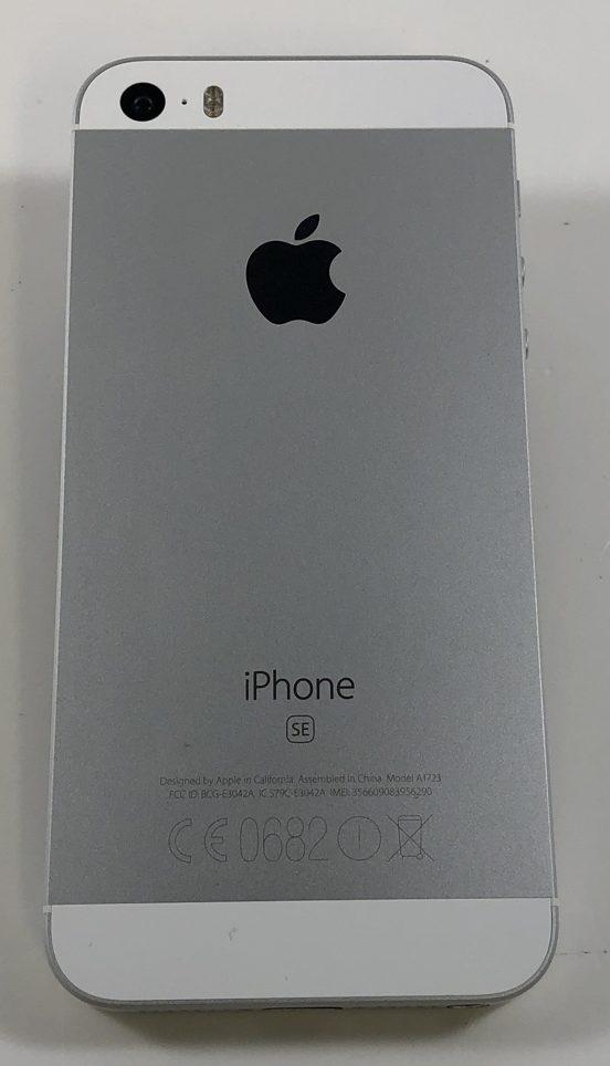 iPhone SE 32GB, 32GB, Silver, image 2